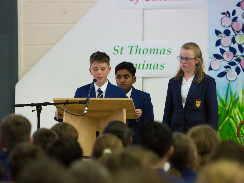 Year 7 Welcome Mass