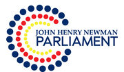 Student parliament logo